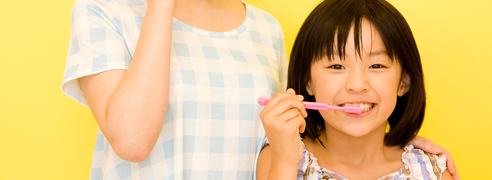 マイナス1歳からのむし歯予防
